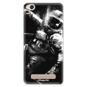 Silikonové odolné pouzdro iSaprio - Astronaut 02 na mobil Xiaomi Redmi 4A