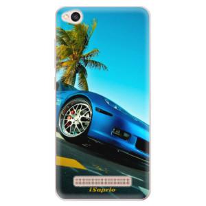 Silikonové odolné pouzdro iSaprio - Car 10 na mobil Xiaomi Redmi 4A