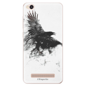 Silikonové odolné pouzdro iSaprio - Dark Bird 01 na mobil Xiaomi Redmi 4A