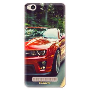 Silikonové odolné pouzdro iSaprio - Chevrolet 02 na mobil Xiaomi Redmi 4A