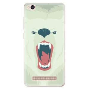 Silikonové odolné pouzdro iSaprio - Angry Bear na mobil Xiaomi Redmi 4A