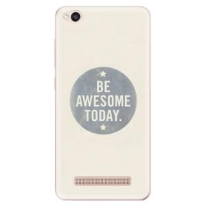 Silikonové odolné pouzdro iSaprio - Awesome 02 na mobil Xiaomi Redmi 4A
