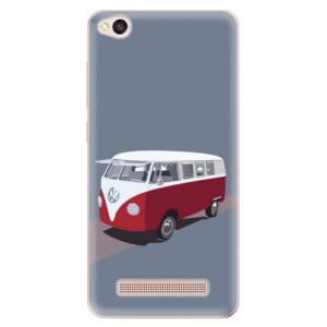 Silikonové odolné pouzdro iSaprio - VW Bus na mobil Xiaomi Redmi 4A