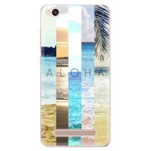 Silikonové odolné pouzdro iSaprio - Aloha 02 na mobil Xiaomi Redmi 4A