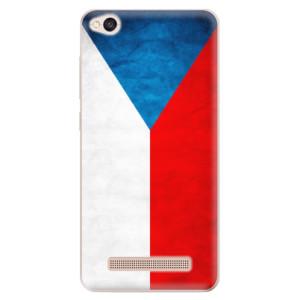 Silikonové odolné pouzdro iSaprio - Czech Flag na mobil Xiaomi Redmi 4A