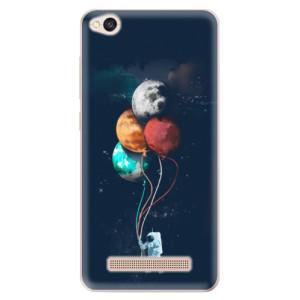 Silikonové odolné pouzdro iSaprio - Balloons 02 na mobil Xiaomi Redmi 4A