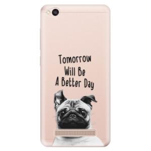 Silikonové odolné pouzdro iSaprio - Better Day 01 na mobil Xiaomi Redmi 4A