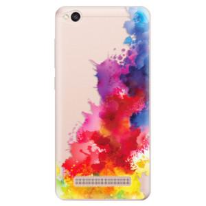Silikonové odolné pouzdro iSaprio - Color Splash 01 na mobil Xiaomi Redmi 4A