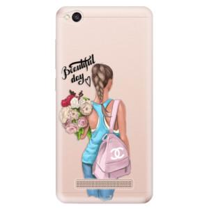 Silikonové odolné pouzdro iSaprio - Beautiful Day na mobil Xiaomi Redmi 4A