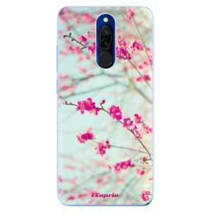 Silikonové odolné pouzdro iSaprio - Blossom 01 na mobil Xiaomi Redmi 8