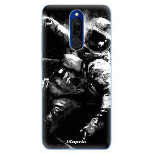 Silikonové odolné pouzdro iSaprio - Astronaut 02 na mobil Xiaomi Redmi 8