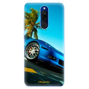 Silikonové odolné pouzdro iSaprio - Car 10 na mobil Xiaomi Redmi 8