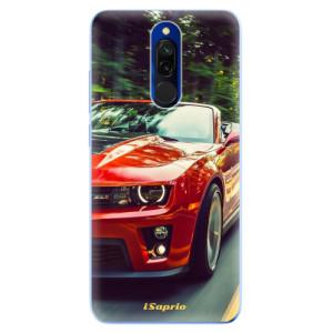Silikonové odolné pouzdro iSaprio - Chevrolet 02 na mobil Xiaomi Redmi 8