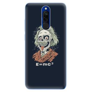 Silikonové odolné pouzdro iSaprio - Einstein 01 na mobil Xiaomi Redmi 8