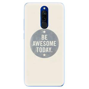 Silikonové odolné pouzdro iSaprio - Awesome 02 na mobil Xiaomi Redmi 8