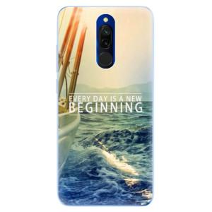 Silikonové odolné pouzdro iSaprio - Beginning na mobil Xiaomi Redmi 8