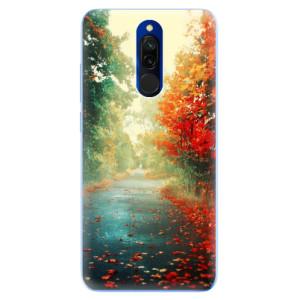 Silikonové odolné pouzdro iSaprio - Autumn 03 na mobil Xiaomi Redmi 8
