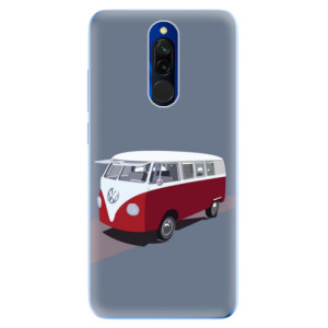 Silikonové odolné pouzdro iSaprio - VW Bus na mobil Xiaomi Redmi 8