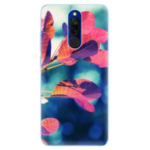 Silikonové odolné pouzdro iSaprio - Autumn 01 na mobil Xiaomi Redmi 8