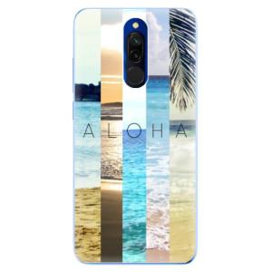 Silikonové odolné pouzdro iSaprio - Aloha 02 na mobil Xiaomi Redmi 8