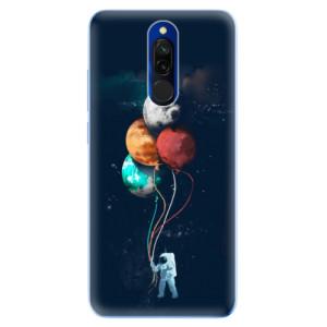 Silikonové odolné pouzdro iSaprio - Balloons 02 na mobil Xiaomi Redmi 8