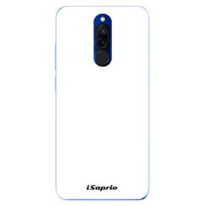 Silikonové odolné pouzdro iSaprio - 4Pure - bílé na mobil Xiaomi Redmi 8