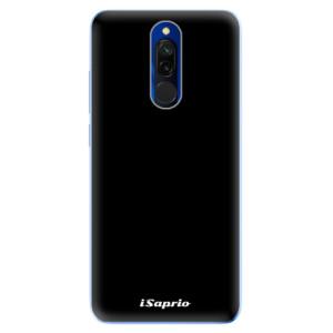 Silikonové odolné pouzdro iSaprio - 4Pure - černé na mobil Xiaomi Redmi 8