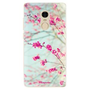 Silikonové odolné pouzdro iSaprio - Blossom 01 na mobil Xiaomi Redmi Note 4