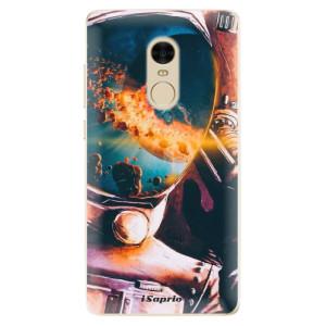 Silikonové odolné pouzdro iSaprio - Astronaut 01 na mobil Xiaomi Redmi Note 4