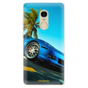 Silikonové odolné pouzdro iSaprio - Car 10 na mobil Xiaomi Redmi Note 4
