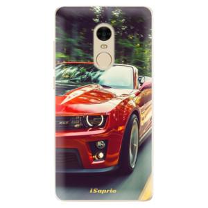 Silikonové odolné pouzdro iSaprio - Chevrolet 02 na mobil Xiaomi Redmi Note 4