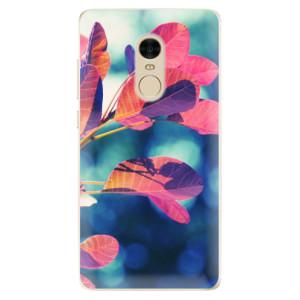Silikonové odolné pouzdro iSaprio - Autumn 01 na mobil Xiaomi Redmi Note 4