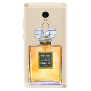 Silikonové odolné pouzdro iSaprio - Chanel Gold na mobil Xiaomi Redmi Note 4
