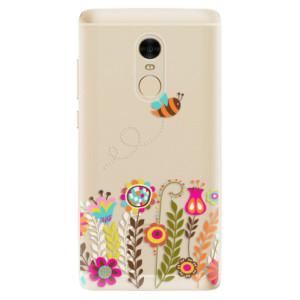 Silikonové odolné pouzdro iSaprio - Bee 01 na mobil Xiaomi Redmi Note 4