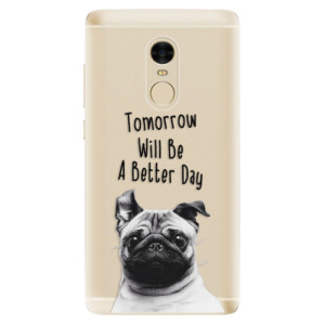 Silikonové odolné pouzdro iSaprio - Better Day 01 na mobil Xiaomi Redmi Note 4