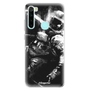 Silikonové odolné pouzdro iSaprio - Astronaut 02 na mobil Xiaomi Redmi Note 8