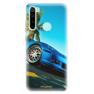 Silikonové odolné pouzdro iSaprio - Car 10 na mobil Xiaomi Redmi Note 8