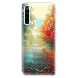 Silikonové odolné pouzdro iSaprio - Autumn 03 na mobil Xiaomi Redmi Note 8
