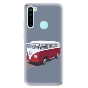 Silikonové odolné pouzdro iSaprio - VW Bus na mobil Xiaomi Redmi Note 8