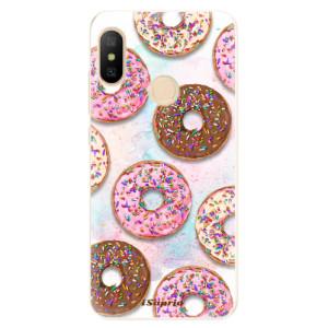 Silikonové odolné pouzdro iSaprio - Donuts 11 na mobil Xiaomi Mi A2 Lite