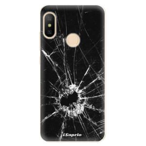 Silikonové odolné pouzdro iSaprio - Broken Glass 10 na mobil Xiaomi Mi A2 Lite