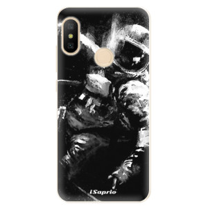 Silikonové odolné pouzdro iSaprio - Astronaut 02 na mobil Xiaomi Mi A2 Lite