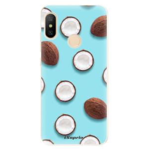 Silikonové odolné pouzdro iSaprio - Coconut 01 na mobil Xiaomi Mi A2 Lite