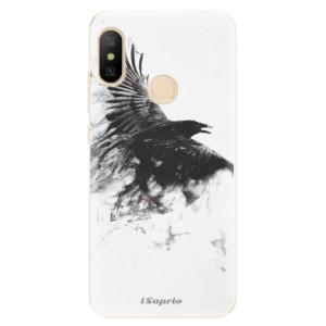 Silikonové odolné pouzdro iSaprio - Dark Bird 01 na mobil Xiaomi Mi A2 Lite