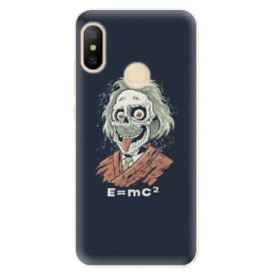 Silikonové odolné pouzdro iSaprio - Einstein 01 na mobil Xiaomi Mi A2 Lite
