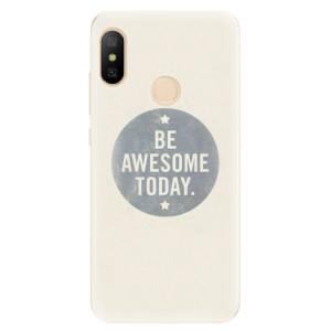 Silikonové odolné pouzdro iSaprio - Awesome 02 na mobil Xiaomi Mi A2 Lite