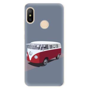 Silikonové odolné pouzdro iSaprio - VW Bus na mobil Xiaomi Mi A2 Lite