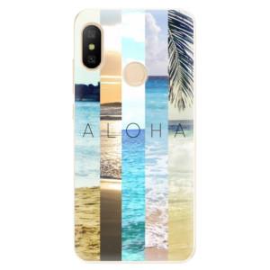 Silikonové odolné pouzdro iSaprio - Aloha 02 na mobil Xiaomi Mi A2 Lite
