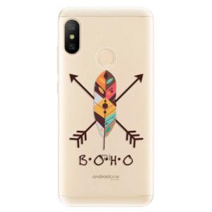 Silikonové odolné pouzdro iSaprio - BOHO na mobil Xiaomi Mi A2 Lite