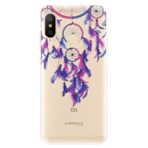 Silikonové odolné pouzdro iSaprio - Dreamcatcher 01 na mobil Xiaomi Mi A2 Lite